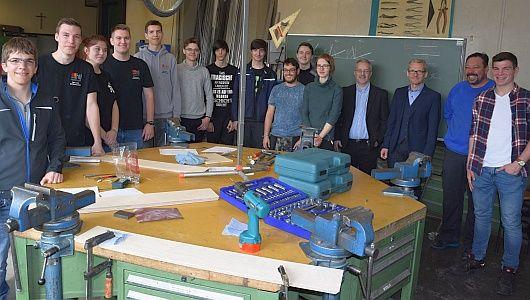 Mistelbacher Schüler an FOS/BOS