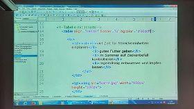 Realschulkooperation: Webdesign zum Mitmachen