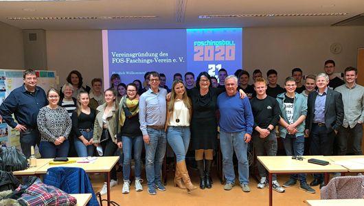 Neu: der FOS-Faschingsverein FVV