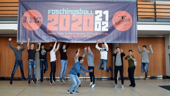 Der FOSchingsball: Ein Event wirft seine Schatten voraus