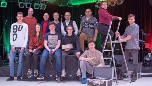 FOS Technik beispielhaft für gelingende Kooperation Jugendarbeit – Schule