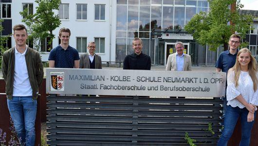 Beste Seminararbeiten der Maximilian-Kolbe-Fach- und Berufsoberschule