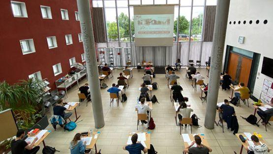 Das Finale hat begonnen: Abschlussprüfungen 2020