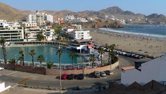Virtueller Besuch einer Peruanerin im Spanischunterricht